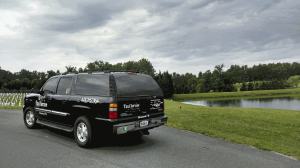Comfortable SUV to tour Charlottesville wineries