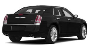 Luxury sedan tour