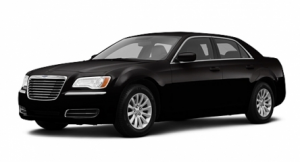 Tour the wineries in a luxury sedan