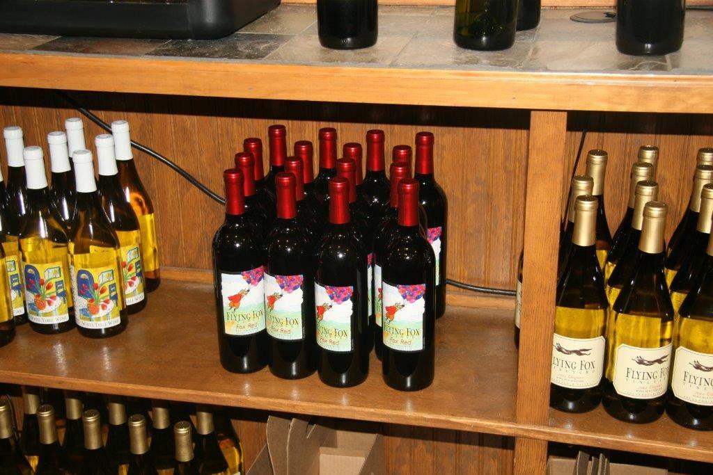 Flying Fox Vineyard Wish Wish Charlottesville Wine Tours