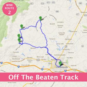 Charlottesville Wine Route Off The Beaten Track