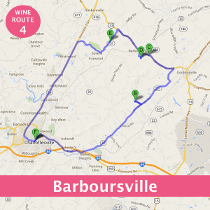 Charlottesville Wine Route Barboursville