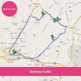 Barboursville - Charlottesville Wine Route