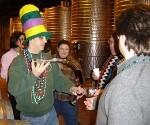 Mardi Gras Celebration at Horton Vineyards
