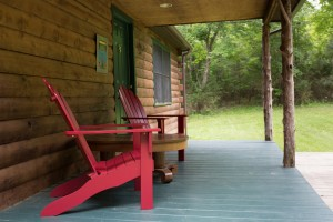 Charlottesville cabin relax