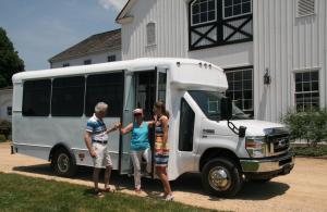 Charlottesville hop-on wine tour