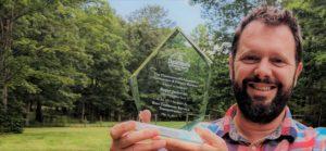 Best Customer Service Award Charlottesville Wine Tours
